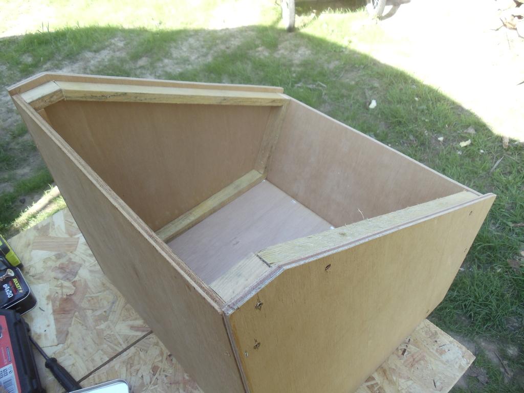 fabriquer un four solaire cuiseur type bo te david mercereau. Black Bedroom Furniture Sets. Home Design Ideas