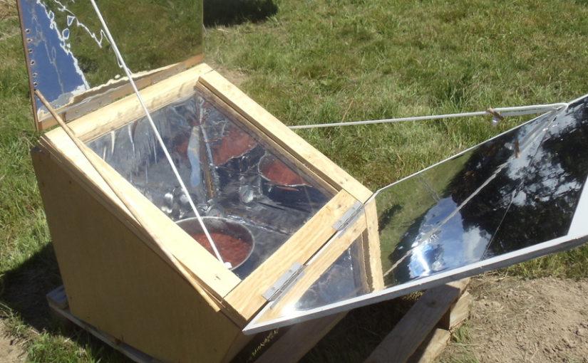 Fabriquer un four solaire (cuiseur type boîte)