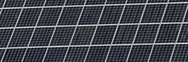 Installation électrique solaire autonome – Étude