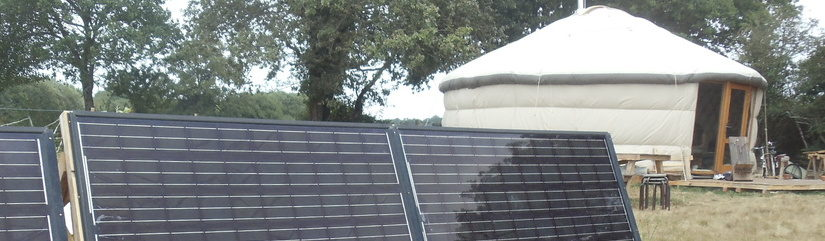 Installation électrique solaire autonome – Mise en œuvre