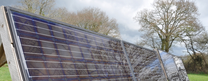 10/02/2018, à Guérande : Comprendre et concevoir votre installation solaire électrique autonome